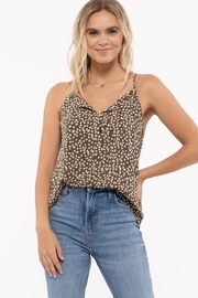 Mine Spotted Cami Top - Product Mini Image