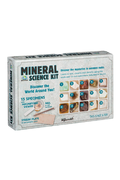Toysmith Mineral Science Kit - Product List Image
