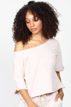 M. Rena Mineral Wash Pull Over Top - Product List Image