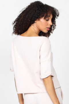 M. Rena Mineral Wash Pull Over Top - Alternate List Image