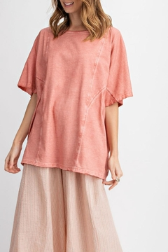 easel Mineral Wash Tee - Product List Image