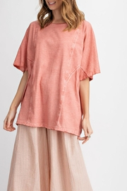 easel Mineral Wash Tee - Product Mini Image