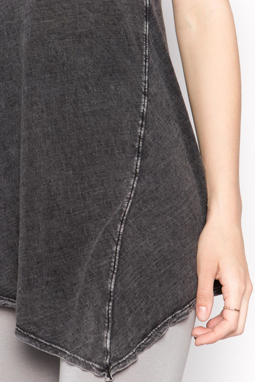 M. Rena Mineral Wash Tunic - Side Cropped Image