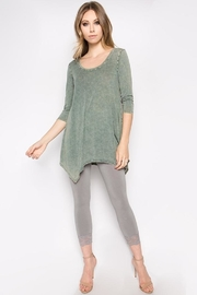 M. Rena Mineral Wash Tunic - Product Mini Image