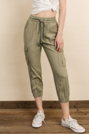 dress forum Mineral Washed Cargo Jogger - Product Mini Image