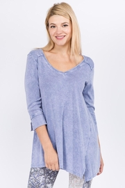 M. Rena  Mineral Washed Top - Product Mini Image