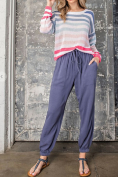 Shoptiques Product: Mineral Washed Woven Joggers
