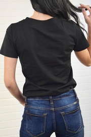 Ming Wang Focused t Shirt - Back cropped