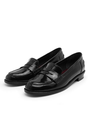 Minhk Carlota Black Shoes - Product Mini Image