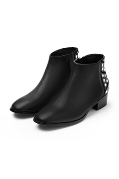 Minhk Marion Studs Boots - Product List Image