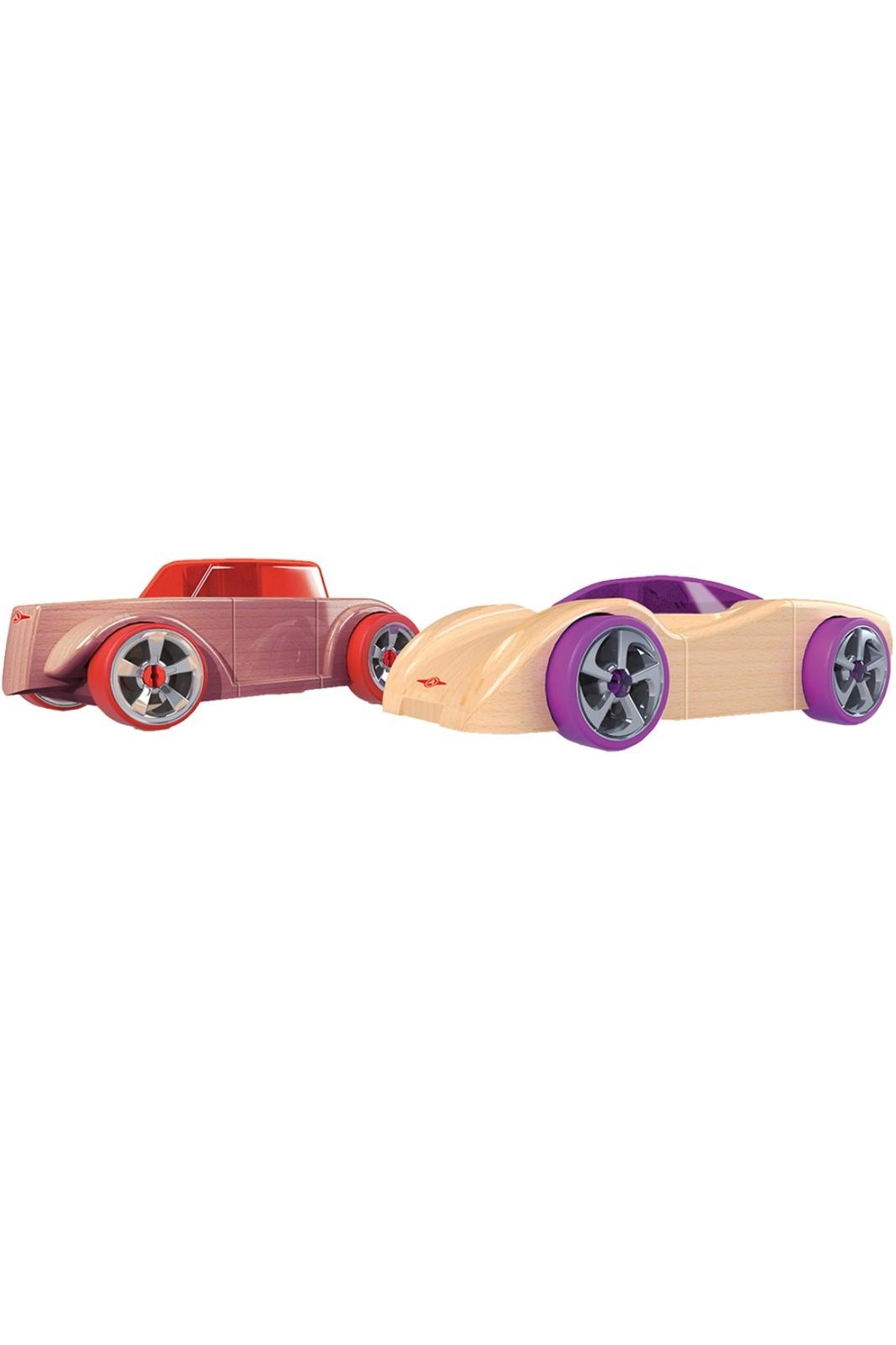Automoblox Mini 2-Pack Racers - Front Cropped Image