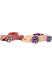 Automoblox Mini 2-Pack Racers - Front cropped