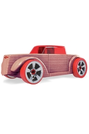 Automoblox Mini 2-Pack Racers - Front full body