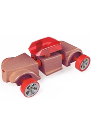 Automoblox Mini 2-Pack Racers - Side cropped