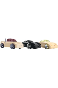 Shoptiques Product: Mini 3-Pack Racers