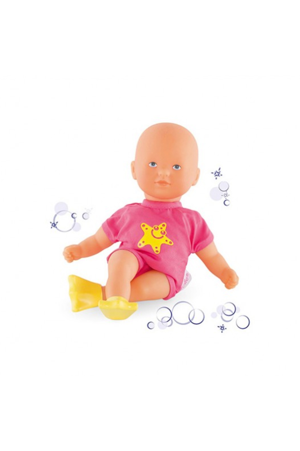 Corolle Mini Bath Doll - Front Cropped Image