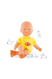 Corolle Mini Bath Doll - Front cropped