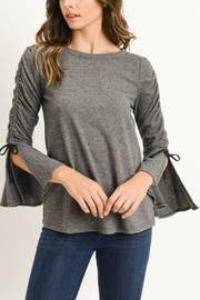 Gilli Mini Bell-Sleeve Top - Product Mini Image