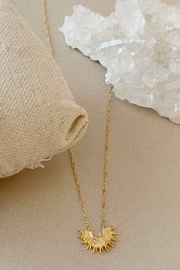 BRACHA Mini Blaze Necklace - Product Mini Image