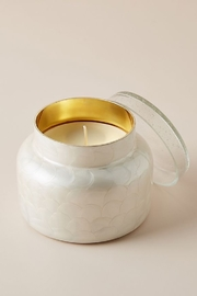 Anthropologie Mini Capri Jar Candle in Oyster - Product Mini Image