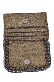 gift girl  Mini Chain Wallet - Side cropped