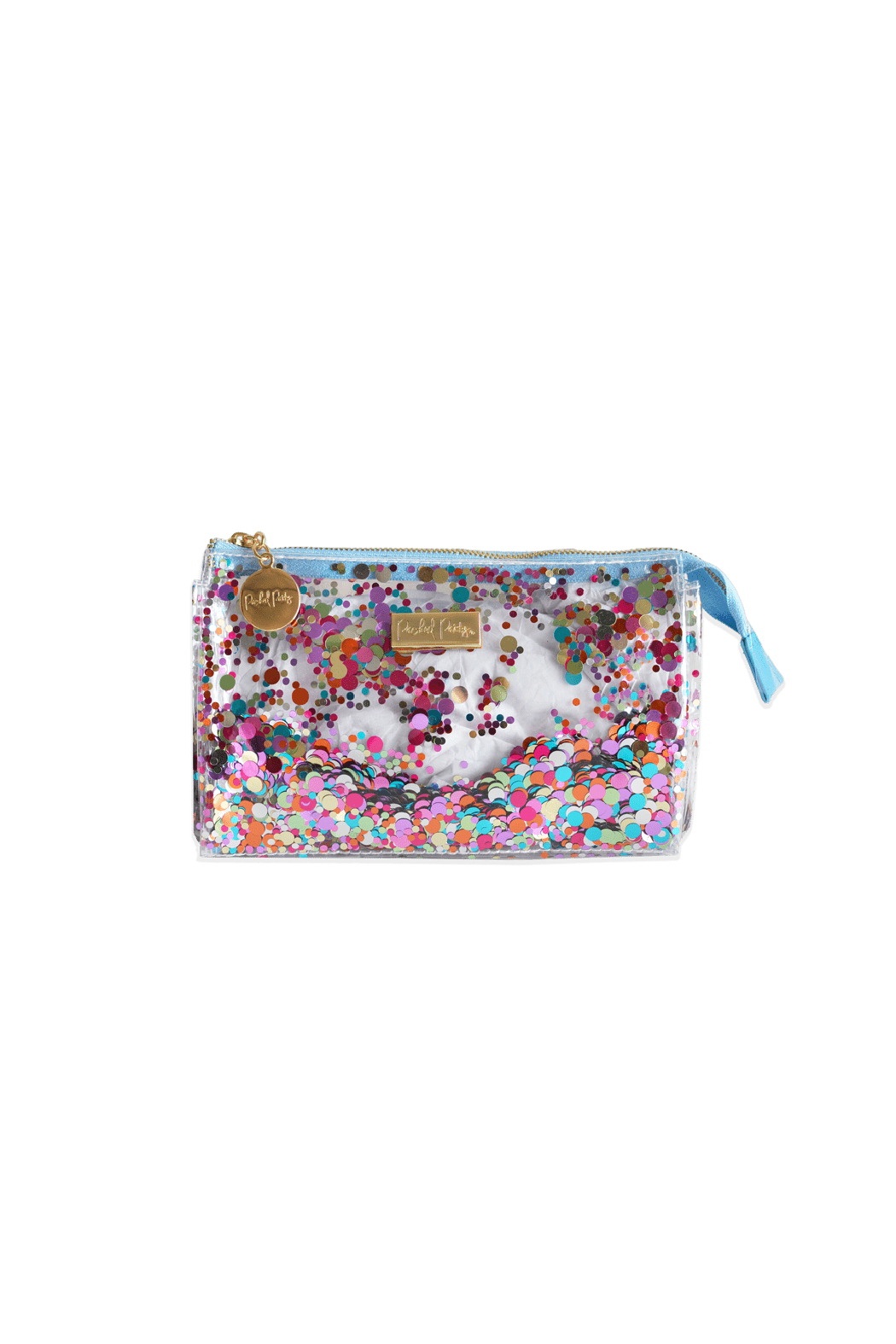 packed p Mini Cosmetic Zip - Front Cropped Image