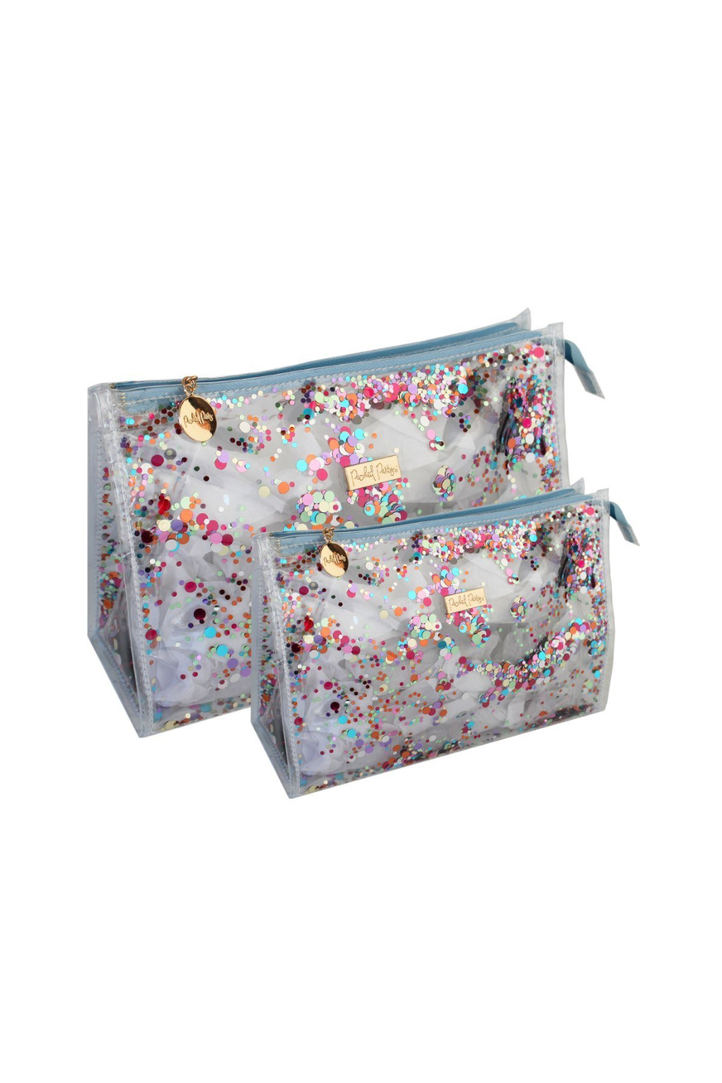 Packed Party Mini Cosmetic Zip - Front Full Image