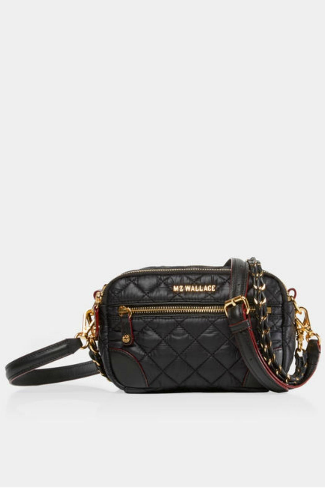 MZ Wallace Mini Crosby Crossbody - Front Cropped Image