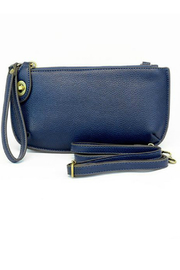 Joy Susan Mini Crossbody Wristlet Clutch - Product Mini Image
