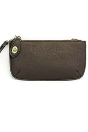 Joy Susan Mini Crossbody Wristlet  clutch - Front cropped