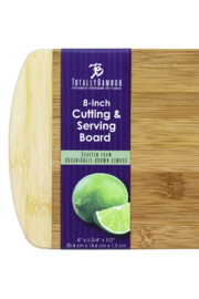 Totally Bamboo Mini Cutting Board - Front cropped