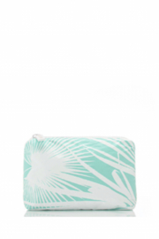 Aloha Collection Mini Day Palms Pouch - Front cropped