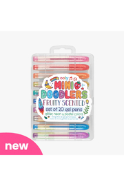 Ooly Mini Doodlers Fruity Scented Gel Pens - Product Mini Image