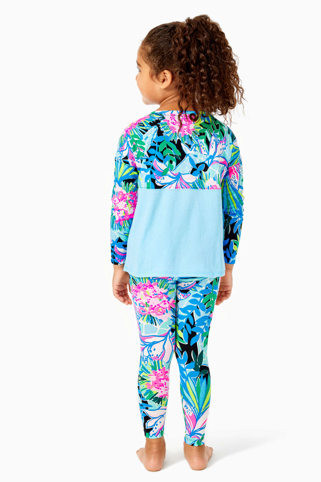 Lilly Pulitzer  Mini Finn Top - Front Full Image