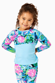 Lilly Pulitzer  Mini Finn Top - Front cropped