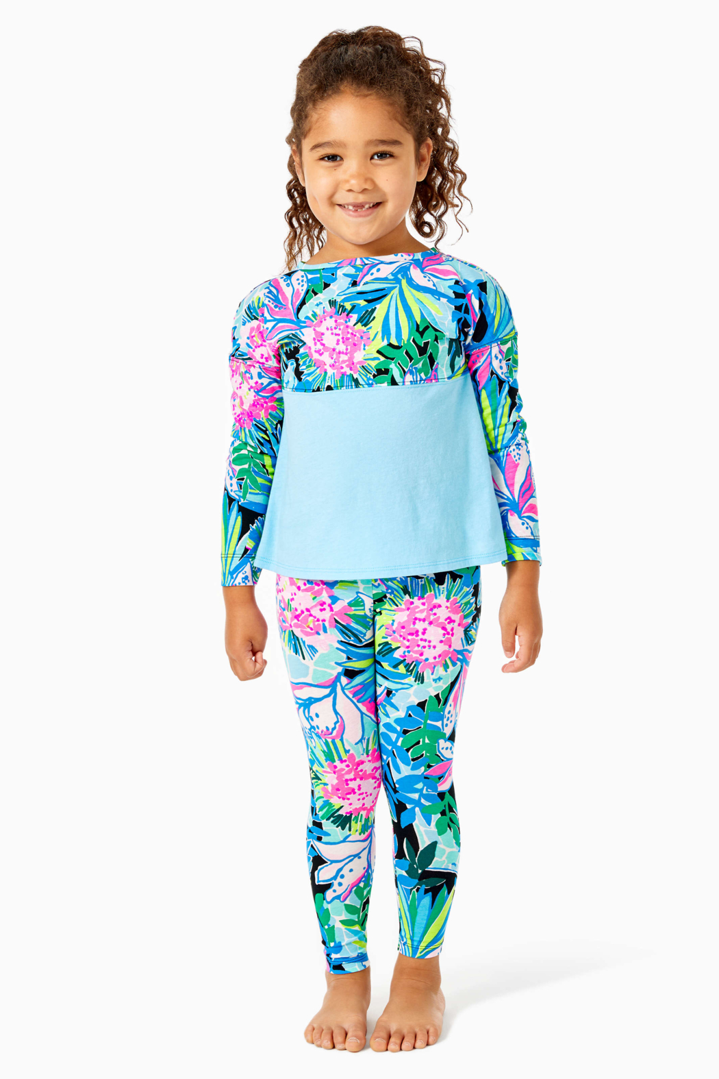 Lilly Pulitzer  Mini Finn Top - Side Cropped Image