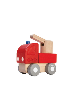 Plan Toys Mini Fire Engine - Alternate List Image