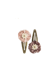 Maileg Mini Flower Hair Clips - Product Mini Image