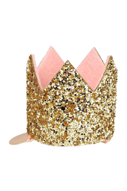 Meri Meri Mini Glittered Hair Crown - Product Mini Image