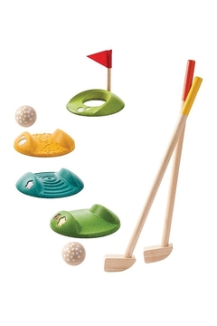 Plan Toys Mini Golf Set - Alternate List Image