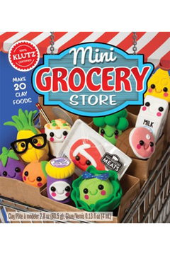 Klutz Mini Grocery Store - Product List Image