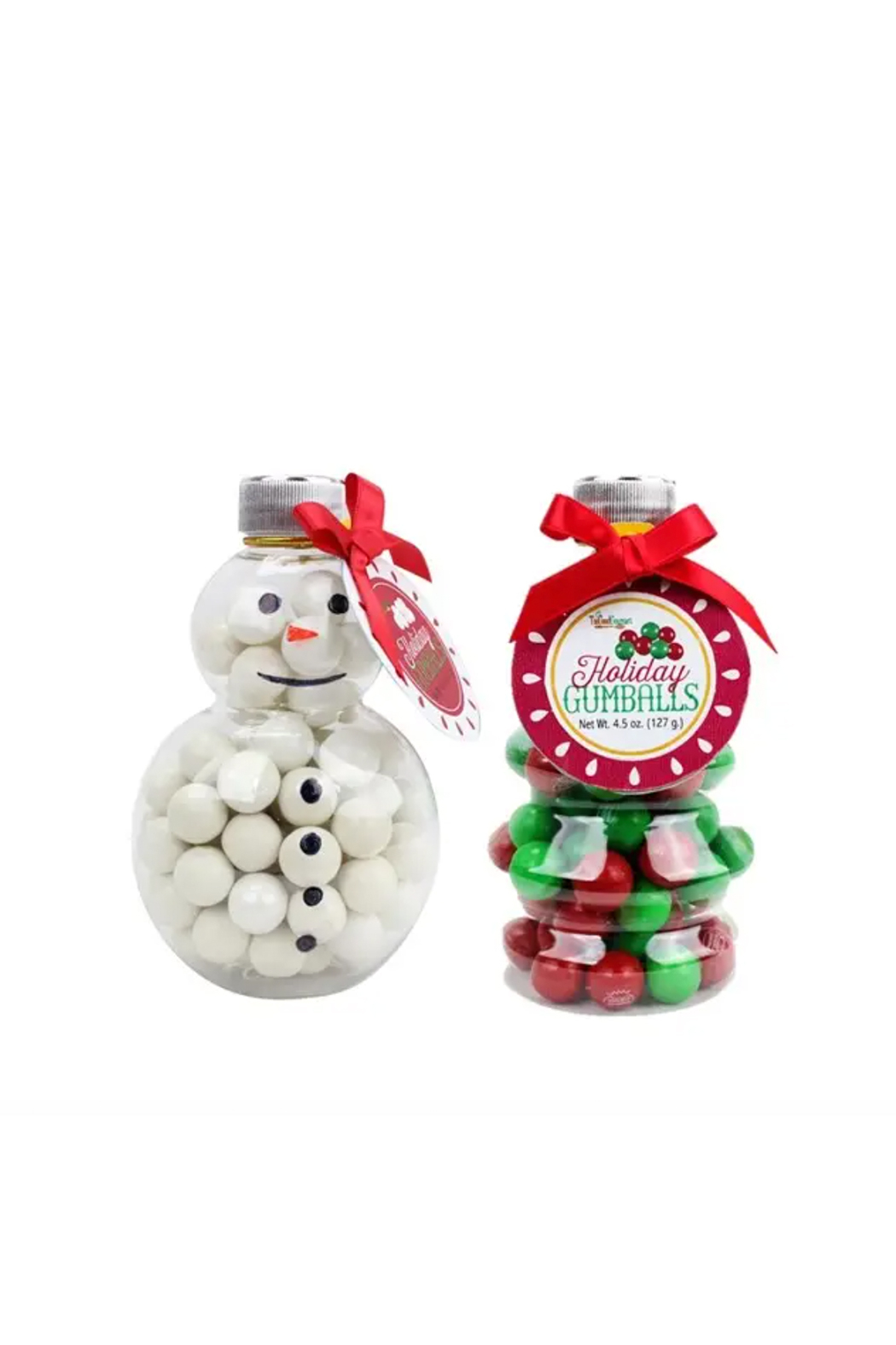 Too Good Gourmet Mini Holiday Gum Ball Collection - Front Cropped Image