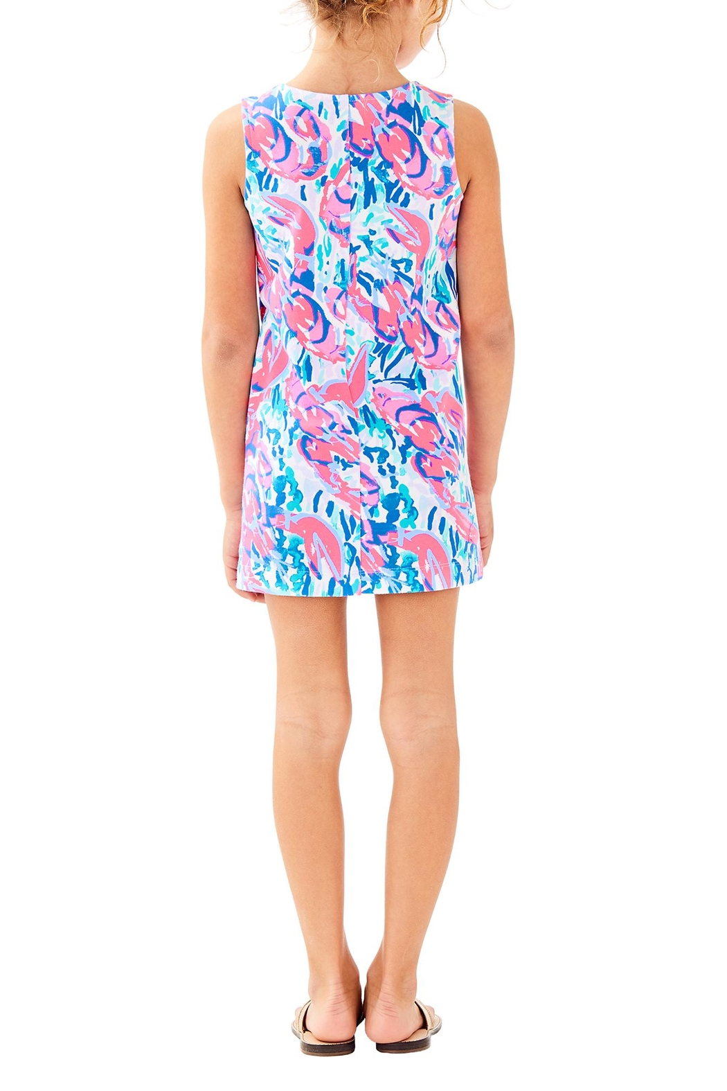 Lilly Pulitzer Mini Harper Shift - Front Full Image