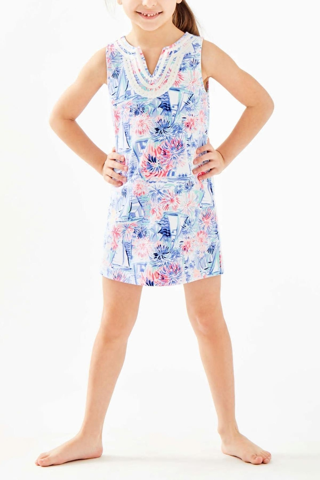 59b51060741c82 Lilly Pulitzer Mini Harper Shift-Dress from Sandestin Golf and Beach ...