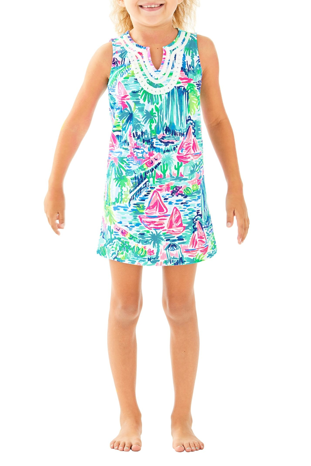 Lilly Pulitzer Mini Harper Shift - Main Image