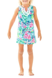 Lilly Pulitzer Mini Harper Shift - Front cropped