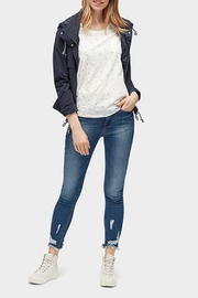 Tom Tailor Denim Mini Heart T-Shirt - Front cropped