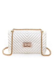 Yi & Yi Mini Inspired Clear Bag - Front cropped