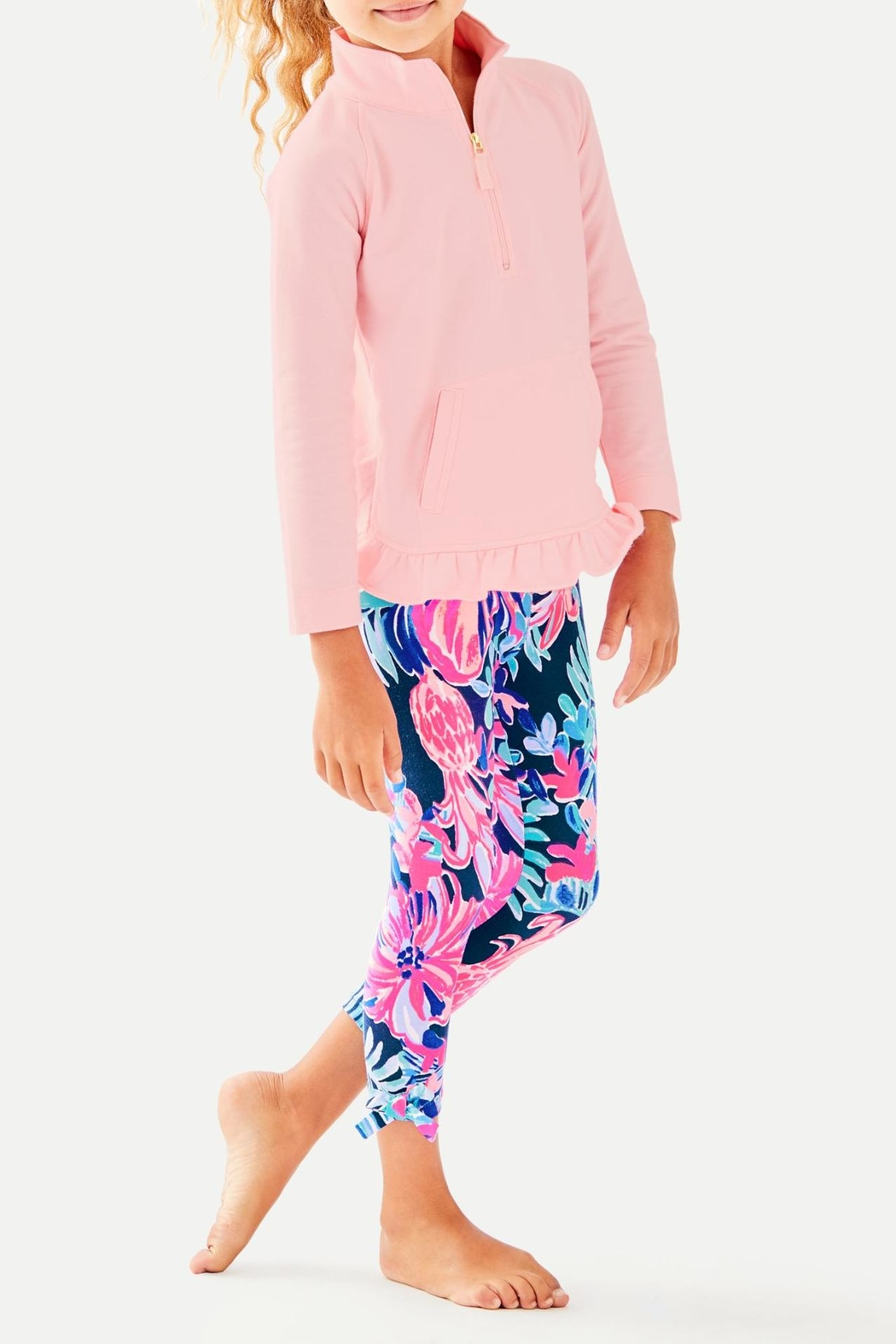 Lilly Pulitzer Mini Killian Popover - Side Cropped Image