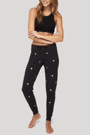 SPIRITUAL GANGSTER Mini Lotus Muse Pant - Product Mini Image